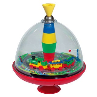 KSM Toys Spinning Train Top