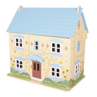 Heritage Wooden Playset Sunflower Cottage