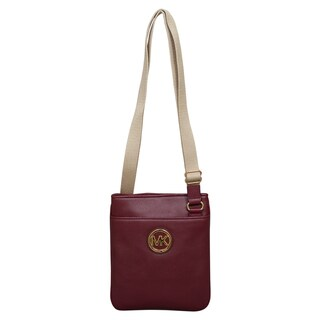 Buy michael kors fulton crossbody brown   OFF77% Discounted 2c31a26f5b