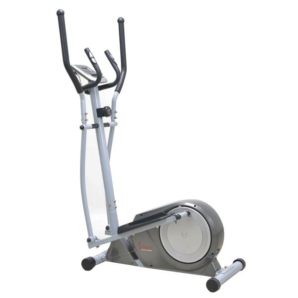 Sunny Health & Fitness SF-E3609 Magnetic Elliptical Trainer