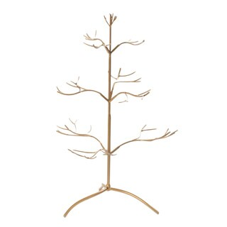 Gold Metal 25-inch Tree
