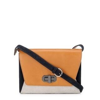 Phive Rivers Women's Leather Crossbody Bag (Multicolor, PR1232)
