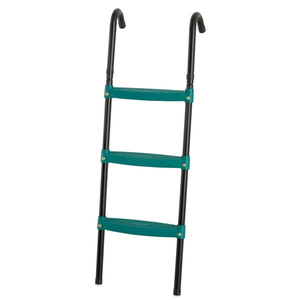 Upper Bounce Green 42-inch Foldable Trampoline 3 Step Ladder