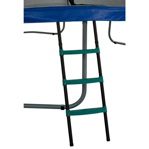 Shop Upper Bounce Green 42-inch Foldable Trampoline 3 Step