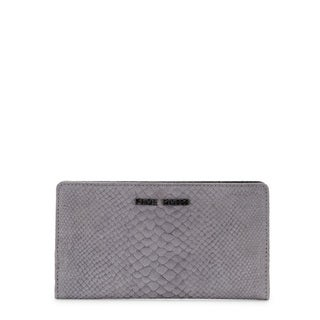 Phive Rivers Womens Leather Wallet (Grey, PR1239)