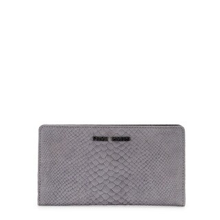 Handmade Phive Rivers Women s Leather Wallet (Grey, PR1239)