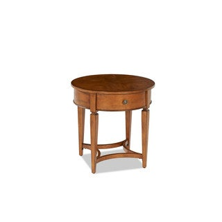 Made to Order Wentworth Round End Table