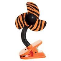 Tee-Zed® Zoo Themed Stroller Fan Tiger
