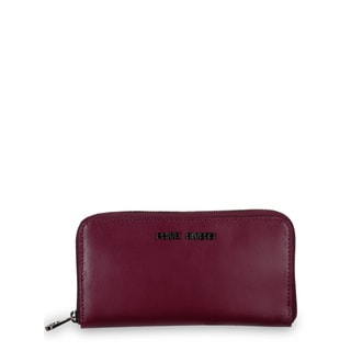 Phive Rivers Womens Leather Wallet (Burgundy, PR1236)