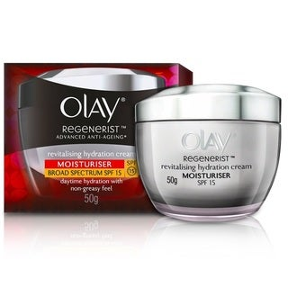 Olay Regenerist 1.7-ounce Revitalizing Hydration Day Cream SPF 15