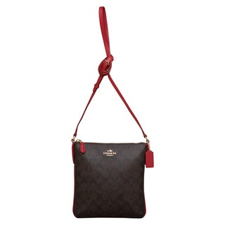 Coach Signature NS Crossbody