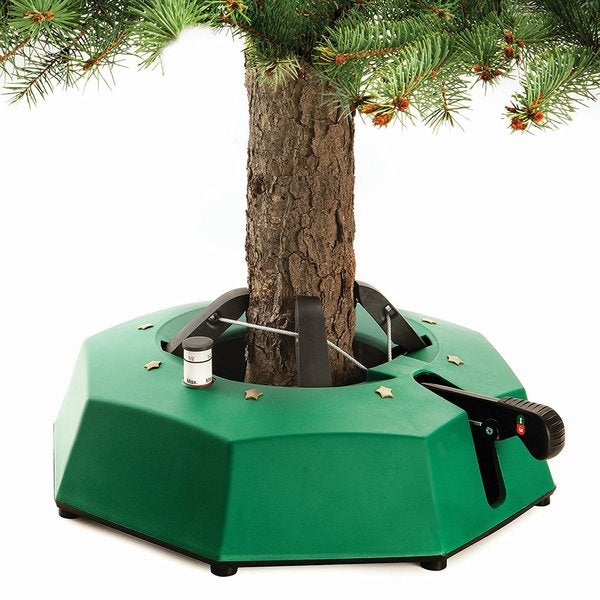 Shop Christmas Tree Stand With Easy Foot Lever Operation