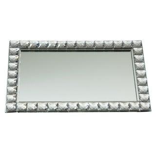 "Elegance Mirror Vanity Tray, 9 x 14"""