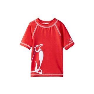 Freeze Red Polyester Rash Guard