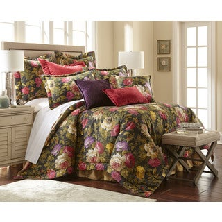 Sherry Kline Layla 3-piece Luxury Comforter Set