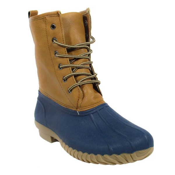 Blue Women's 'Huey Rock-2' Duck Boots