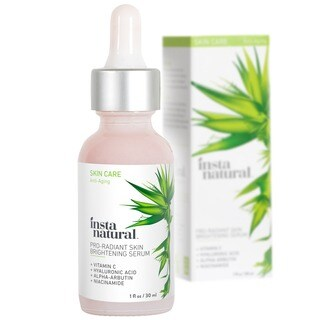 InstaNatural 1-ounce Skin Brightening Serum