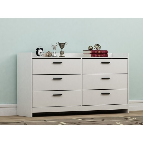 Homestar Central Park 6 drawer dresser