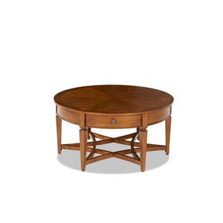Made to Order Wentworth Round Coffee Table