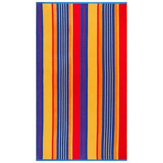 Softesse  Multi Stripe Beach Towel