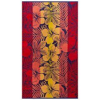 Softesse  Hibiscus Beach Towel