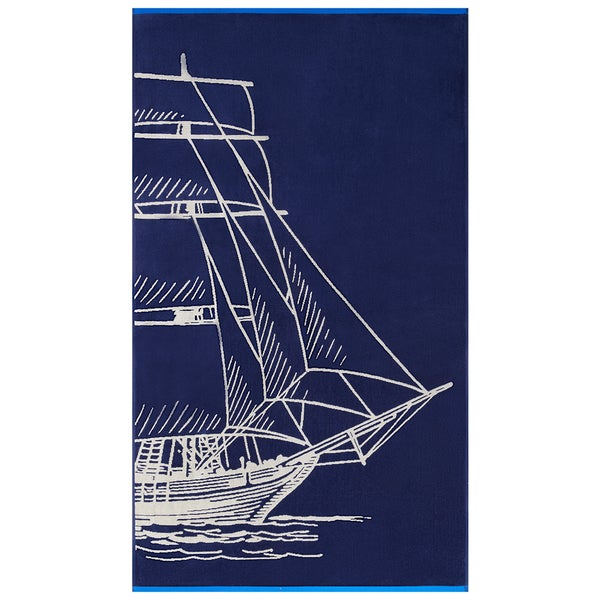 Softesse Sail Beach Towel