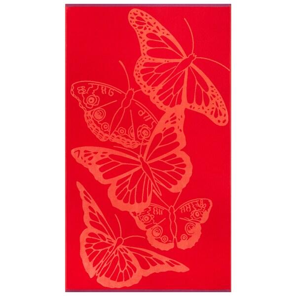 Softesse Butterflies Beach Towel