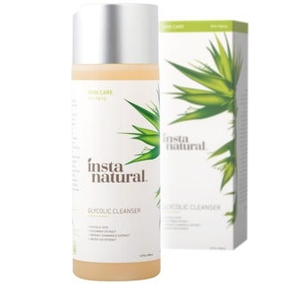 InstaNatural 6.7-ounce Glycolic Facial Cleanser