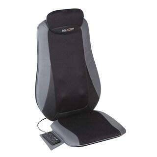 Relaxzen Shiatsu and Tapping Massage Cushion with Heat