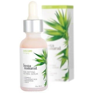 InstaNatural 1-ounce Age-Defying Retinol Serum