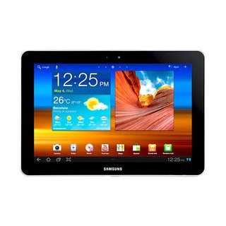 Samsung Galaxy Tab 10.1 SC-01D 16GB Wi-Fi Tablet - Black/White