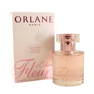 Orlane Fleurs D'Orlane Women's 1.6-ounce Eau de Toilette Spray