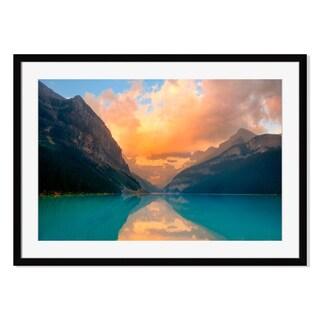 Banff National Park, Framed Paper Print