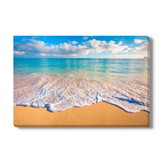 Hawaii Beaches, Canvas Gallery Wrap