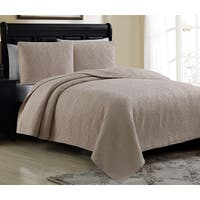 Estate Collection Colmar Cotton Quilt Set