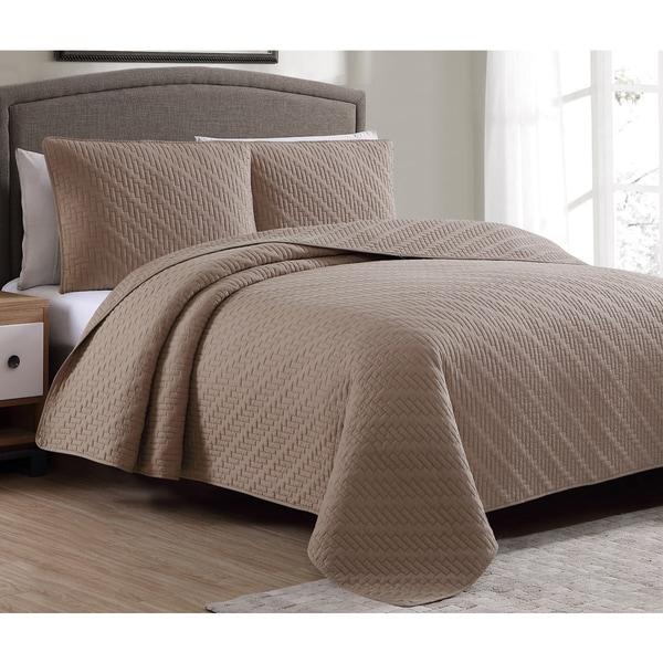 Estate Lafayette Cotton Quilt Set