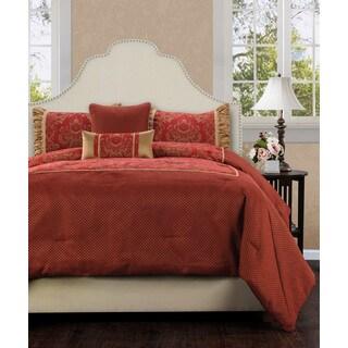 Jennifer Taylor Caroline 5-piece Comforter Set