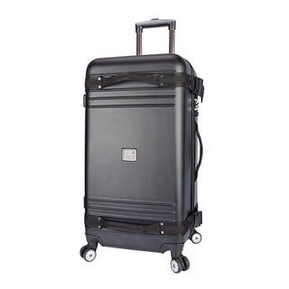 Travelers Club Wayfarer ABS 28-inch Hardside Spinner Trunker Suitcase