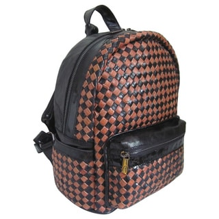 Amerileather Berne Leather Backpack