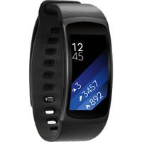 Samsung Gear Fit2 Black Large Fitness Smart Watch