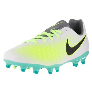 Nike Kids Jr Magista Opus II Multicolored Synthetic Soccer Cleat