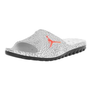 Nike Men's Jordan Super.Fly Grey Slide Sandals