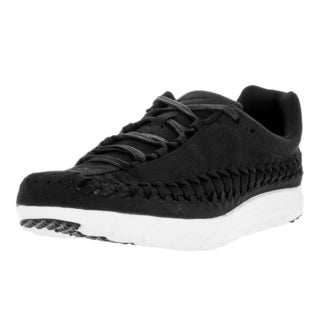 Nike Men's Mayfly Black Fabric Casual Shoe