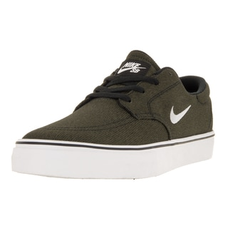 Nike Men's SB Clutch Olive Skate Shoe