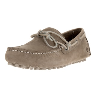 Sperry Top-Sider Men's Hamilton Driver Taupe Loafer Slip-on Shoe