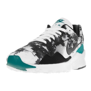 Nike Men's Air Zoom Pegasus 92 White, Black, Rio Teal Running Shoe