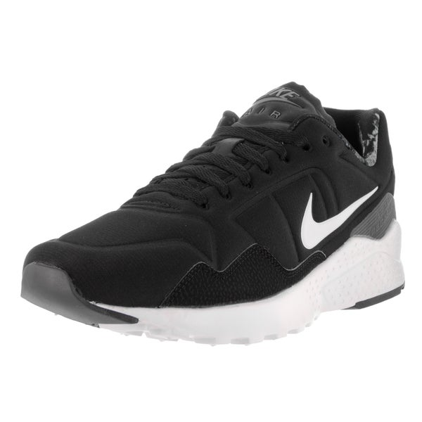 Nike Men's Air Zoom Pegasus 92 Black Synthetic Leather Running Shoe-