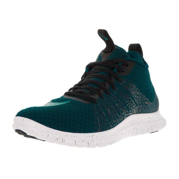 92ba9417b183 Shop Nike Men's Free Hypervenom 2 FC Turquoise/Black/White Training ...