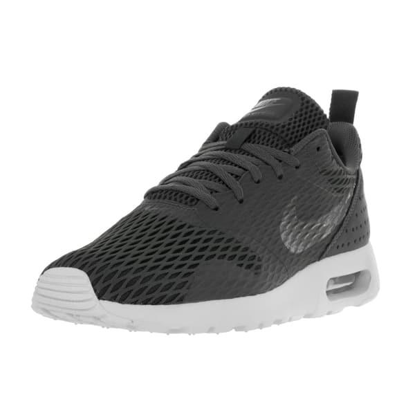 4b5ca5fa5c5f4 Shop Nike Men's Air Max Tavas SE Anthracite, Pure Platinum Running ...