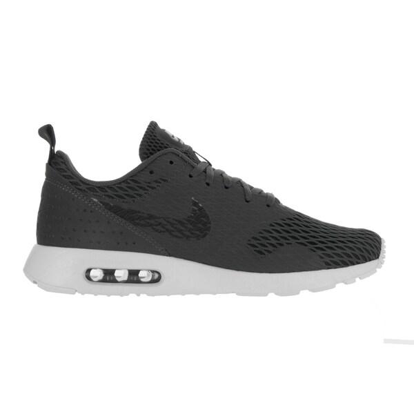 Shop Nike Men's Air Max Tavas SE Anthracite, Pure Platinum